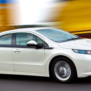 Så är det att köra Opel Ampera