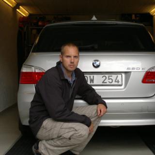 Här drabbas BMW av rost