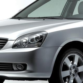 Rosttest: Kia Magentis 2,7 V6 EX