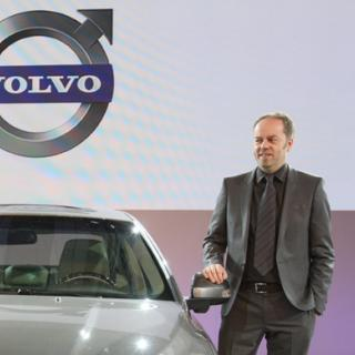 Volvos designchef till Geely
