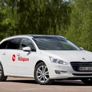Biltest: Peugeot 508 SW, Skoda Superb Combi (2011)