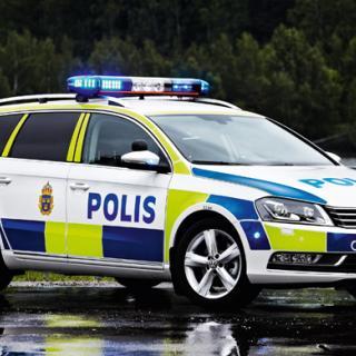Ny bil för amerikanska polisen