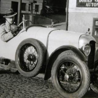 Klassiska bilmärken: Invicta
