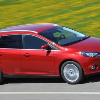 Ford B-Max och Opel Zafira Tourer vinner Årets Familjebil 2012