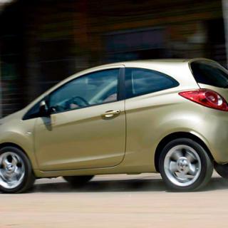 Ka+ ny citybil från Ford