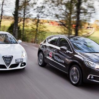 Ljustest: Alfa Romeo Giulietta (2011)
