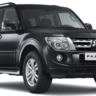 Nya Mitsubishi Pajero här till 2016