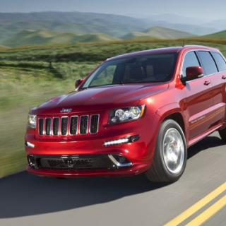 Begtest: Jeep Grand Cherokee
