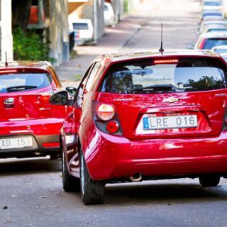 Bilfrågan: Lagligt ta bort väggen?
