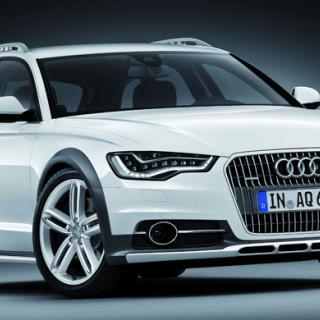 Fjärde ronden för Audi A6 Allroad