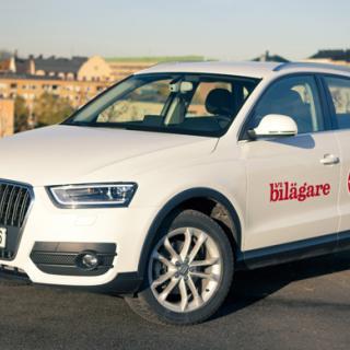 Biltest: Audi Q3, Range Rover Evoque (2011)