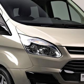 Provkörning: Ford Transit PHEV (2019)
