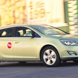 Biltest: Ford Focus Kombi, Opel Astra ST, Peugeot 308 SW (2012)