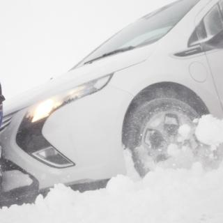 Vintertest 2012: Bästa vinterbilen