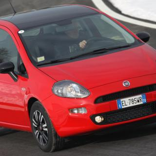 Rosttest: Fiat Punto 80 16V ELX (2000)