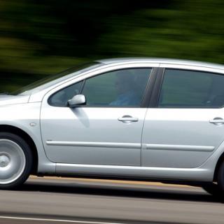 Rosttest: Peugeot 307 XR