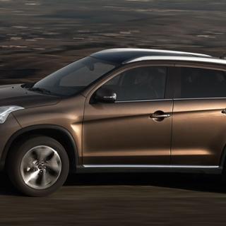 Peugeot 4008 – kandidat till Årets Bil 2013