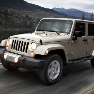Provkörning: Jeep Wrangler (2018)