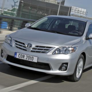 Toyota störst under första halvåret