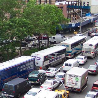 250 000 bilar förstörda efter Sandy