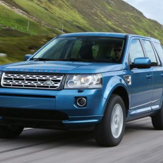 Begtest: Land Rover Freelander
