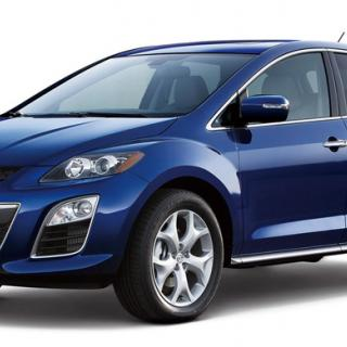 Provkörning: Mazda CX-7