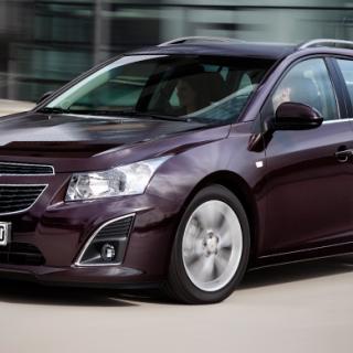 Chevrolet Cruze Station Wagon – rapport från provkörningen