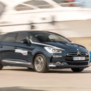 Audi A5 Sportback: Plus och minus