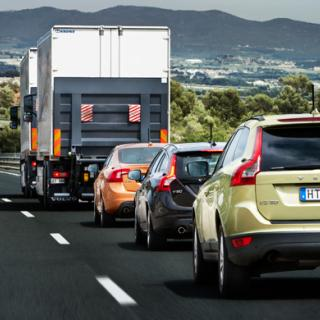 Toyota testar självkörande bil i Europa