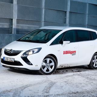 Biltest: Ford S-Max, Opel Zafira, Seat Alhambra (2012)
