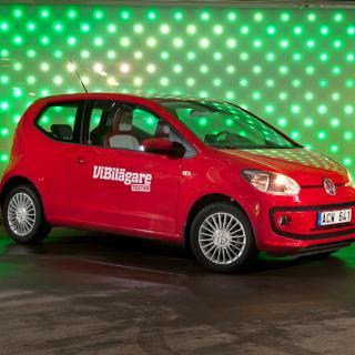 Biltest: Chevrolet Spark, Renault Twingo, Volkswagen Up (2012)