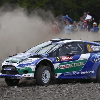 Loeb kör Svenska Rallyt 2013