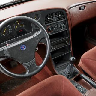 Rosttest: Saab 9000 (1998)