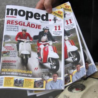 Krav på mopedbesiktning skrotas