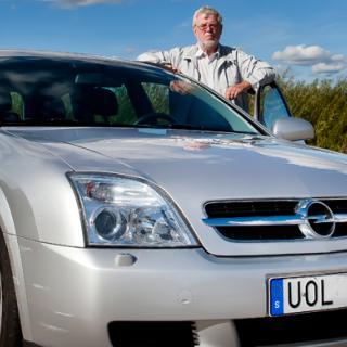 Biltest: Opel Vectra
