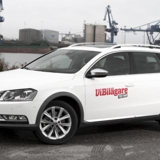 Audi A6 Allroad: Plus och minus