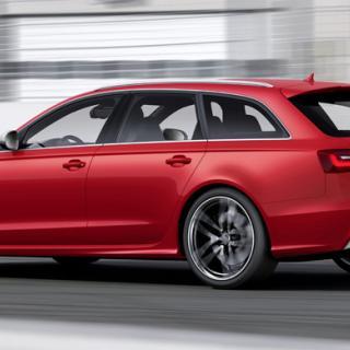 Audi RS6 Avant – familjesportbilen vässar formen