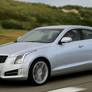 Provkörning: Nya Cadillac CTS