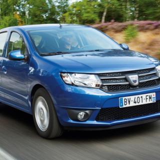 Dacia Sandero: Plus och minus
