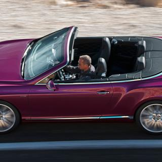 Bentley GT Speed snabbast någonsin