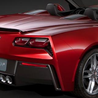 Så mycket kostar nya Corvette