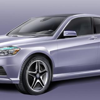 Provkörning: Mercedes CLK 500 Cabriolet