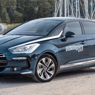 Biltest: Audi A5 Sportback, Citroën DS5, Volkswagen CC (2012)