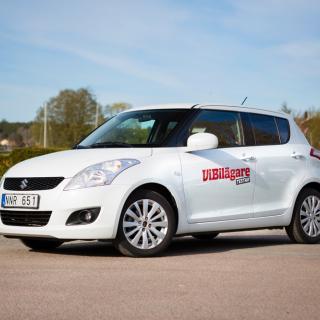 Biltest: Audi A1 Sportback, Peugeot 208, Suzuki Swift (2012)