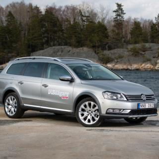 Biltest: Subaru Outback, Volkswagen Passat Alltrack, Volvo XC70 (2012)