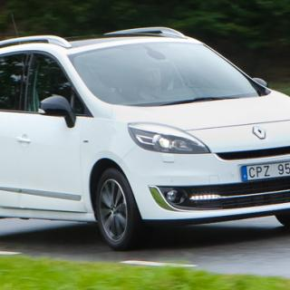 Rosttest: Renault Grand Scenic (2016)