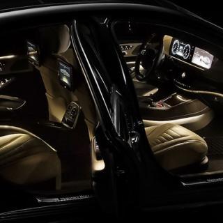 Första bilderna på nya Cadillac CTS