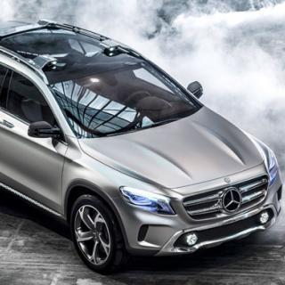 Provkörning: Mercedes-Benz GL 420 CDI