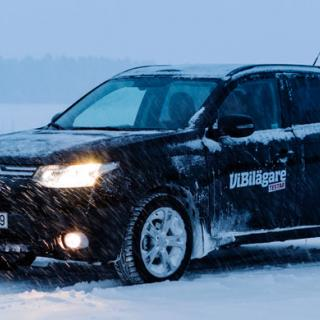 Biltest: Honda CR-V, Hyundai Santa Fe, Mitsubishi Outlander (2013)