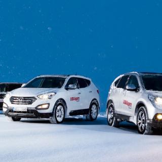 Rosttest: Hyundai Santa Fe (2013)